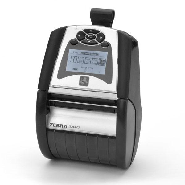 Термо-термотрансферный принтер Zebra QLN320