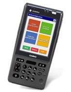 Мобильные компьютеры Casio