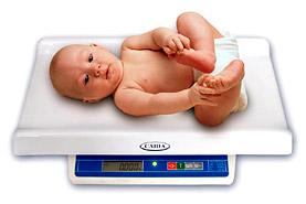 Весы электронные для новорожденных саша